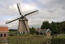 Nieuwe_Niedorp_-_De_Westermolen_in_rouwstand